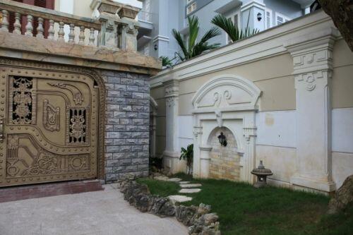 Có gì bên trong tòa lâu đài nổi danh đất Cảng của đại gia Hải Phòng?