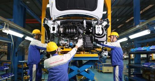 5 tháng, chỉ số sản xuất công nghiệp (IIP) tăng 1%, thấp nhất trong nhiều năm qua