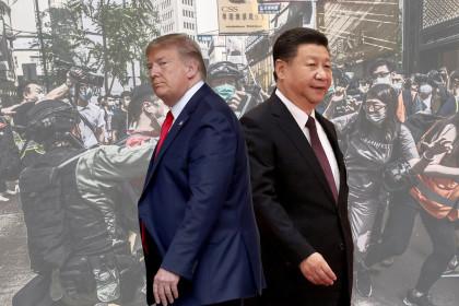 Mỹ mạnh tay trừng phạt Trung Quốc