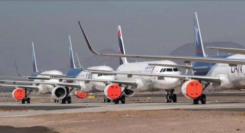 Tập đoàn hàng không lớn nhất khu vực Mỹ Latinh lỗ 2,12 tỷ USD