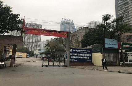"""Hà Nội: 34.000m2 đất vàng bị """"xẻ thịt"""" cho thuê, chính quyền nói gì?"""