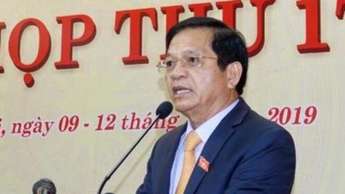 Đề nghị Bộ Chính trị xem xét, thi hành kỷ luật Bí thư Tỉnh ủy Quảng Ngãi