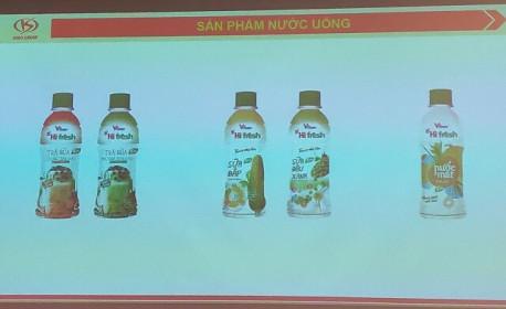 ĐHĐCĐ KDF: KIDO muốn đứng thứ hai ngành bánh kẹo trong vòng 2 năm, giới thiệu liên doanh nước giải khát cùng Vinamilk