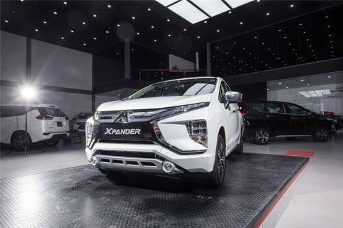 Cận cảnh Mitsubishi Xpander 2020, giá 630 triệu đồng tại Việt Nam