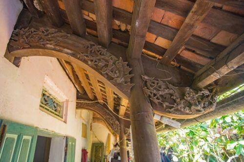 Nhà 5 gian bằng gỗ lim nguyên khối của thợ may đệ nhất Hà Thành xưa