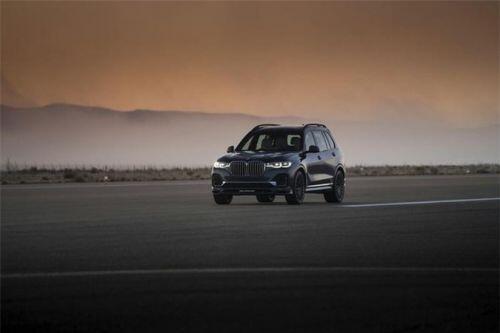 'Soi' Alpina XB7: Công suất 621 mã lực, giá 141.300 USD