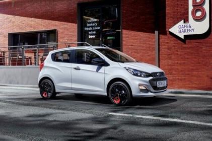 Chevrolet Spark 2021 ra mắt, giá chỉ từ 191 triệu đồng