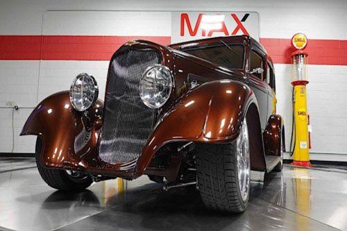 Khám phá Dodge SRT33 1933, xế cổ hàng hiếm của các ông trùm mafia
