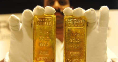 Tuyên bố từ Fed hỗ trợ, giá vàng chốt tuần tăng mạnh