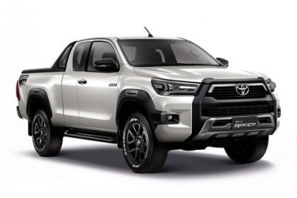 Ảnh chi tiết Toyota Hilux vừa ra mắt