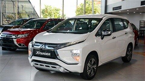 Mitsubishi Xpander 2020 bản số sàn về VN giá siêu hấp dẫn, đe Suzuki Ertiga/XL7, Toyota Avanza