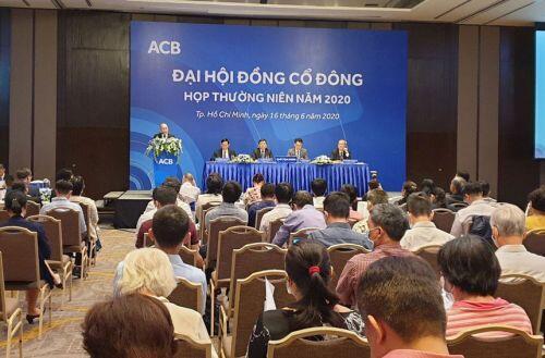ĐHCĐ ACB: Có khả năng hoàn thành mục tiêu lợi nhuận 7.636 tỷ đồng, sẽ chuyển sàn HOSE trong quý IV