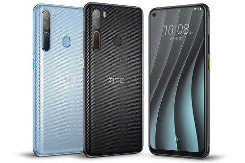 Ảnh chi tiết HTC Desire 20 Pro: RAM 6 GB, pin 'trâu', 4 camera sau, giá hơn 7 triệu