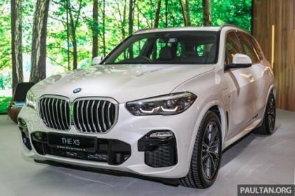 Ra mắt 2020 BMW X5 xDrive45e PHEV, công suất 389 mã lực, tiêu thụ chỉ 2,5 lít/100 km