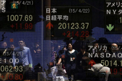 Chứng khoán châu Á tăng điểm; Covid-19 và căng thẳng Mỹ - Trung được chú ý