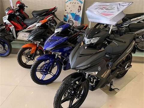 Yamaha Exciter 150 giảm giá cực mạnh tại Việt Nam, khiến Honda Winner X 'suy sụp'
