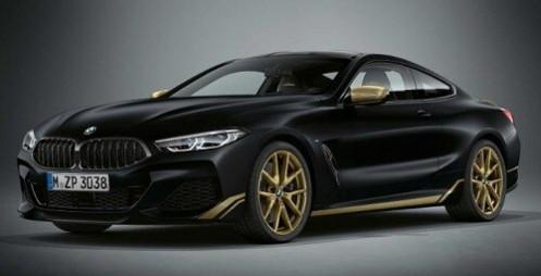 BMW 8 Series Golden Thunder Edition lộ diện, đẹp hoàn hảo