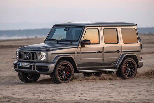 Đánh giá Mercedes-Benz G63 AMG gần 11 tỷ đồng tại Việt Nam