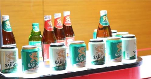 Sabeco dự kiến giảm hơn 2.000 tỷ đồng lợi nhuận