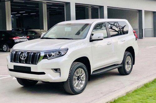 Giá lăn bánh Toyota Land Cruiser Prado 2020 vừa ra mắt tại Việt Nam
