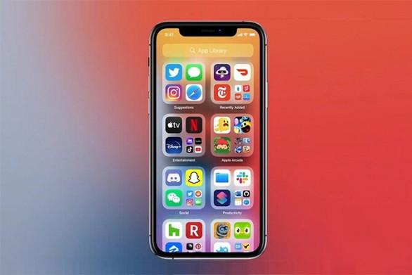 Apple ra mắt iOS 14