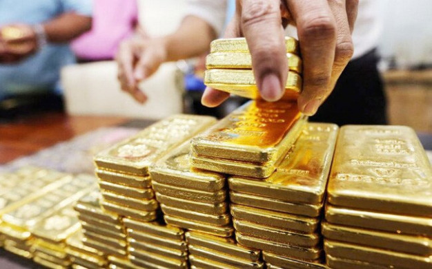 Giá vàng trong nước đồng loạt vượt mốc 49 triệu đồng/lượng