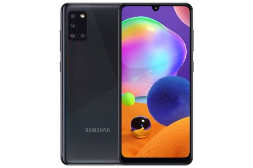 Cận cảnh Samsung Galaxy A31 với pin 5.000 mAh, RAM 6 GB, giá 6,49 triệu đồng tại Việt Nam