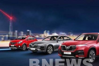Từ ngày 15/7, VinFast tăng giá bán ô tô đến 75,6 triệu đồng