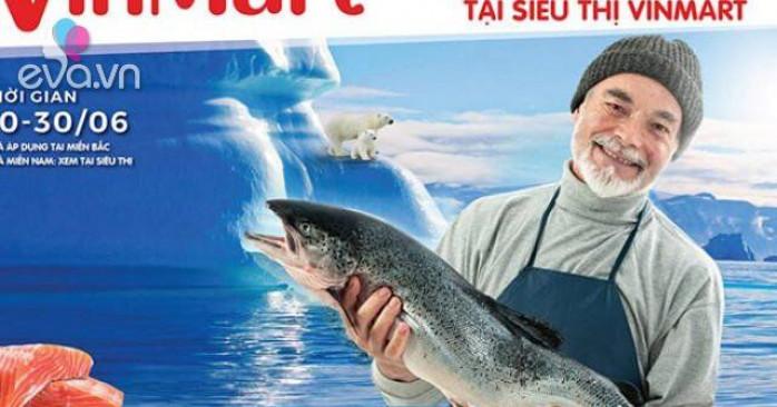 VinMart tổ chức tuần lễ Cá hồi Úc và NaUy với ưu đãi giảm giá từ 20% - 30%
