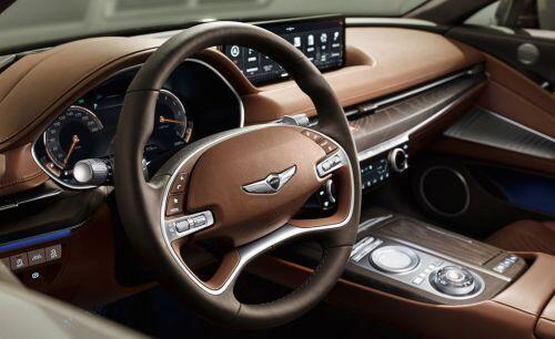 Genesis G80 2021: Mẫu sedan hạng sang Hàn Quốc với chiến lược cạnh tranh về giá bán