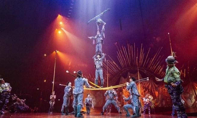Công ty xiếc nổi tiếng Cirque du Soleil phá sản vì Covid-19