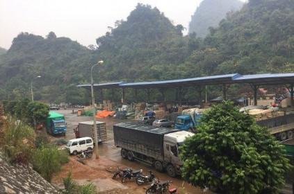 Ba cặp cửa khẩu phụ ở Lạng Sơn vẫn chưa mở cửa trở lại