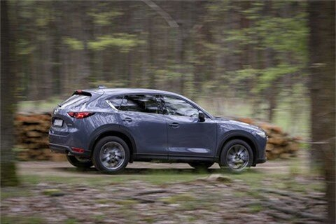 Mazda CX-5 2020 có thêm màu sơn mới đẹp như Mazda 3, giá mềm, 'đe' Hyundai Tucson, Honda CR-V