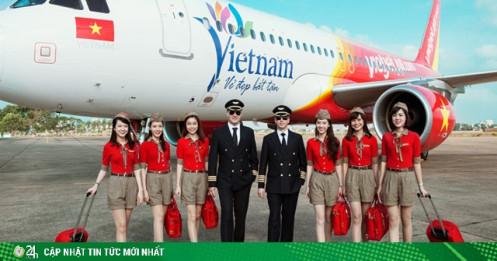 Vietjet tung hơn 2 triệu vé giảm 50%, cùng hành khách khám phá Việt Nam bao la