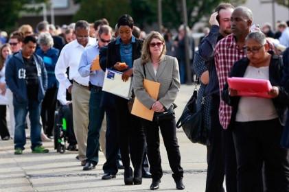 Thị trường việc làm Mỹ chưa thể trở lại bình thường cho đến cuối 2030
