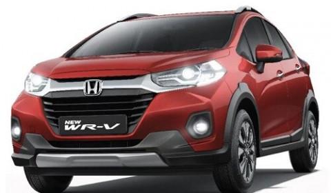 """Honda WR-V 2020 ra mắt, giá """"mềm"""", đối đầu Hyundai Kona, Ford EcoSport"""
