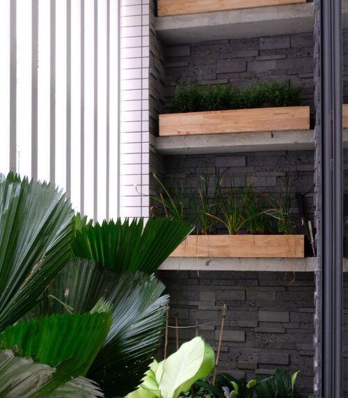 Ngôi nhà 50 m2 tối ưu không gian tại TP.HCM