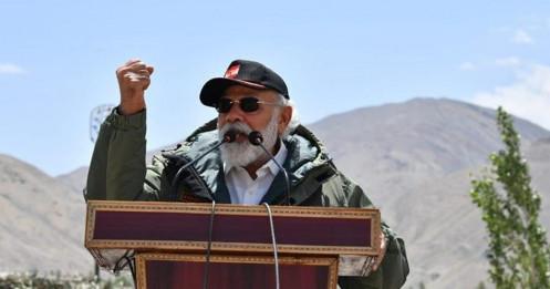 """Thủ tướng Ấn Độ gửi thông điệp đến Trung Quốc: """"Thời kỳ bành trướng đã qua"""""""