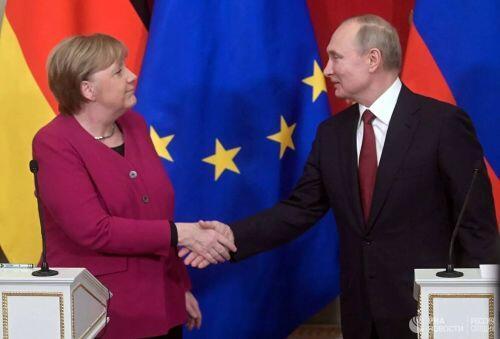 Mỹ có ý gì khi 'cật lực' ngăn chặn Nord Stream-2?