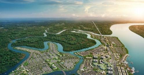 Lô trái phiếu 856 tỷ đồng và tham vọng của chủ dự án Aqua Riverside City