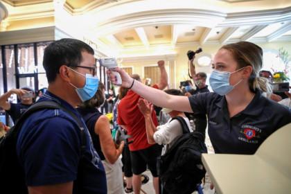 Mỹ ghi nhận số ca nhiễm Covid-19 mới trong ngày cao nhất từ trước đến nay
