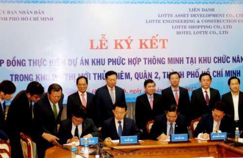 Nhà đầu tư phản ứng khi TPHCM đề nghị làm lại dự án ở Thủ Thiêm