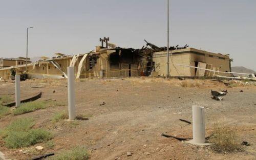 Iran cảnh báo Mỹ và Israel về vụ nổ lớn tại nhà máy hạt nhân Natanz