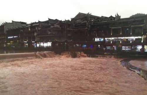 Hồng thủy số 1 ở Trường Giang: Cách Trung Quốc đối phó lũ lụt