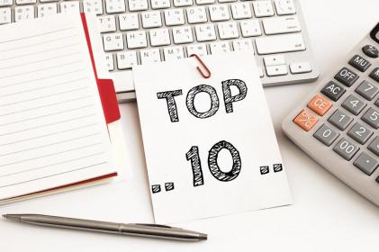 Top 10 cổ phiếu tăng/giảm mạnh nhất tuần: CTD tăng vọt sau kết quả tại đại hội cổ đông thường niên