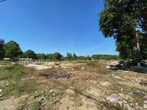 Quảng Ngãi: Gần 10 nghìn m2 đất vàng trung tâm thành phố bị bỏ hoang?