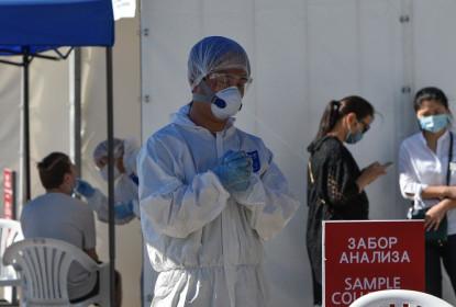 Kazakhstan nói cảnh báo của Trung Quốc về 'viêm phổi lạ' là tin thất thiệt