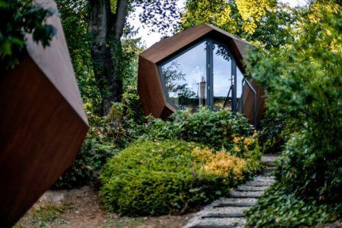 Căn nhà mini 15 mặt kiêm văn phòng tại gia, giá chỉ từ 28.000 USD
