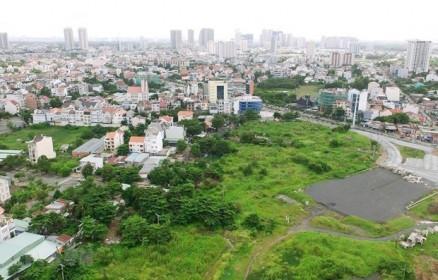 Thu ngân sách môi trường tăng tiền sử dụng đất đạt 57 9 nghìn tỷ đồng