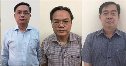 Những quan chức TP.HCM bị khởi tố liên quan đến SAGRI là ai?
